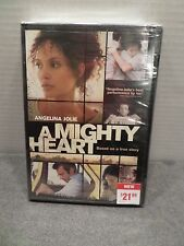 A Mighty Heart (DVD, 2007) Angelina Jolie R Widescreen NEW SEALED Paramount