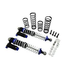 X Spede XPTD120FW06 Flat Wire Double Spring Adjustable Aluminum Piggyback Shocks