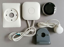 Google Nest Thermostat Gen 3 - inc: Heat Link, Base, Trim Plate. Colour - Silver