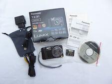 Digitalkamera Panasonic Lumix DMC TZ31 Full HD Video 3D GPS sehr guter Zustand