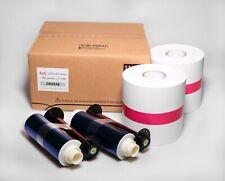 "4x6"" paper & ribbon media DR2046 1400 prints for SONY UP-DR200 dye-sub printer"