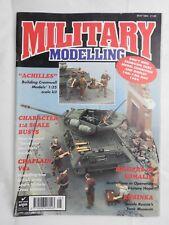 Military Modelling magazine May 1994 Cromwell's Achilles Kubinka Yeomanry ++