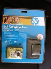 NEW Sealed HP PhotoSmart M547 Digital Camera 6.2 MP - Green