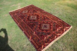 Authentic Latif Khani Tribal Belouch Nomad Carpet