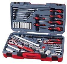 "Teng 231330101 TM095 95 Pcs 1/4"""" x 1/2"""" Socket and Tool Set"