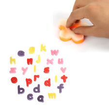 26 Alphabet Shaped Sponge Lowercase Letter Kids Craft Painting Toy Education