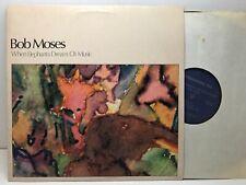 Bob Moses When Elephants Dream Of Music Gramavision GR-8203 1982 Frisell Swallow