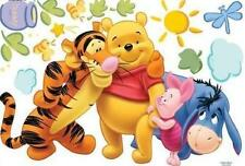 Children's Winnie the Pooh Playroom Home Decor