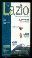 LAZIO LE GUIDE DI 888.IT VIAGGIO ATTRAVERSO LE REGIONI ITALIANE 12 2002