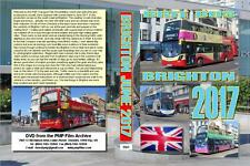 3561. Brighton. UK. Buses. June 2017. A sparkling sunny blue sky greets us for a
