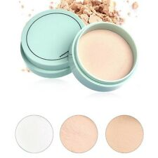 Fashion Face Makeup Foundation Translucent Pressed Waterproof Loose Powder