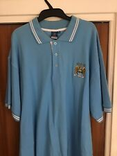 MANCHESTER CITY. Polo shirt Size XXL