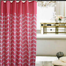 Unbranded Polyester Geometric Window Curtains