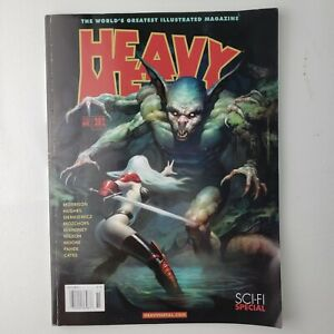 HEAVY METAL #282 2016 Taarna Cover A 1st First Appearance Atomahawk Donny Cates