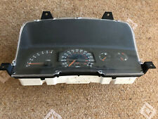 Ford Escort Series 2 RS Turbo 88 Spec Dash Clocks Instrument Cluster