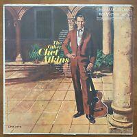 Vintage Vinyl 33rpm LP Record Album: Chet Atkins, The Other Chet Atkins