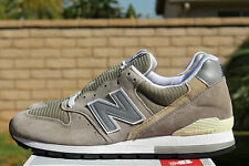 NEW BALANCE M996 SZ 8 2015 BRING BACK GREY 996 CLASSIC MADE IN THE USA