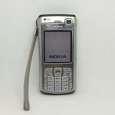 NOKIA N70 SILVER MOBILE PHONE UNLOCKED | GOOD CONDITION | FULLY WORKING | 2082