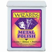 Wizard Products 11011 Metal Polish The Magic Is In The Cloth, 3.0 Oz, Brightens
