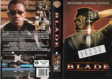 BLADE (1998) vhs ex noleggio