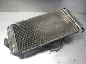 1985 Honda Shadow VT1100 Radiator with Fan and Temp Sensor WRC24