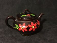 ROYAL CANADIAN Art Pottery Hamilton Canada Tea Pot