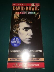 Prokofiev's Peter and the Wolf by David Bowie/Philadelphia Orchestra/Eugene...