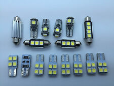AUDI A5 8TA Hatchback S5 RS5 Sline LED Interior Lights t 16 pcs SMD White GR
