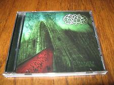 "ASTRAL SLEEP ""Visions"" CD   thergothon xysma"