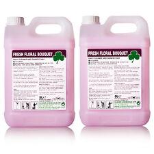 10L Floral Deodoriser & Disinfectant & Cleaner Kills 99.999% Bacteria