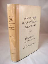 RAISE HIGH THE ROOF BEAMS, CARPENTERS by J D Salinger - 1st / 3rd in DJ.