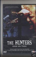 DVD--The Hunters-Jäger des Todes-Orginal-NEU-