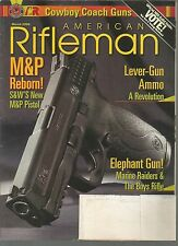American Rifleman March 2006 Elephant Gun/M&P Reborn/Lever-Gun Ammo