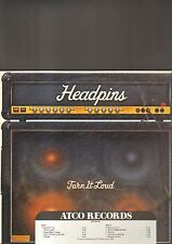 HEADPINS - turn it loud LP