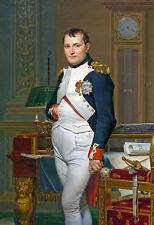 Large 13x19 Napoleon Bonaparte Painting War Military History Canvas Art Print