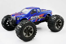 HOBAO 1/8 HYPER MT-E MONSTER TRUCK ELECTRIC RTR 2.4GHZ BRUSHLESS BLUE