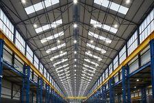 Box Profile roof sheets, Juniper Green PVC coated, 0.7mm, (UK Made)