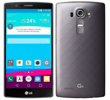 LG G4 H810 (Latest Model) - 32GB - (AT&T) 4G LTE Phone (Factory Unlocked) Gray