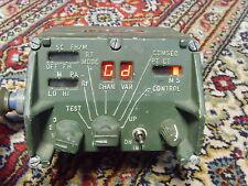 Sincgar Sincgars C-11291/VRC control monitor for PRC-119,Tested - Free shipping