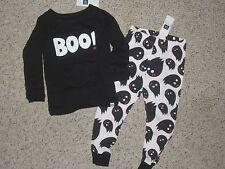 NWT Baby Gap Girls Halloween Pajamas Long Sleeve Top Pants 18 24 Months Toddler