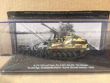 "DIE CAST TANK "" M42 DUSTER US ARMY LAI KHE (VIETNAM) - 1969 "" BLINDATI 057 1/72"