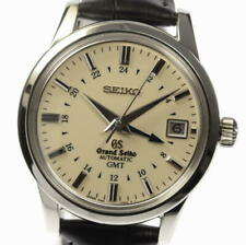 SEIKO Grand Seiko SBGM021/9S66-00A0 GMT beige Dial Automatic Men's Watch_563335