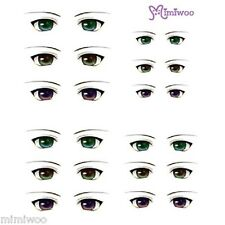 Parabox Eye Decal Sticker 02 for Obitsu 27cm Body 1/6 bjd Dollfie faceup Doll