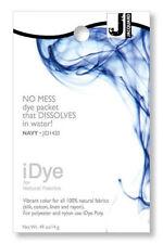 Jacquard iDye Fabric Dye Natural Fibres  14g  - Navy