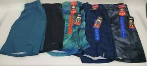 New Speedo Men's Tech Volley Swim Shorts Assorted Colors and Sizes UV Protection