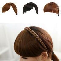 Fashion Secret Bang mit Zopf Stirnband Mode