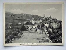 PANICALE campo sportivo panorama levante Perugia vecchia cartolina
