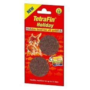 Tetra Goldfish Holiday Food 2x12g* - 50666