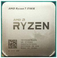 AMD Ryzen R7 1700X 3.4GHz 8-Core 16T Processor Socket AM4 CPU Unlocked 95W