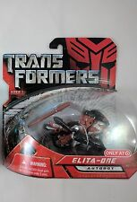 Transformers ELITA-ONE Target Exclusive Movie 2007 Scout Class MOC New Hasbro